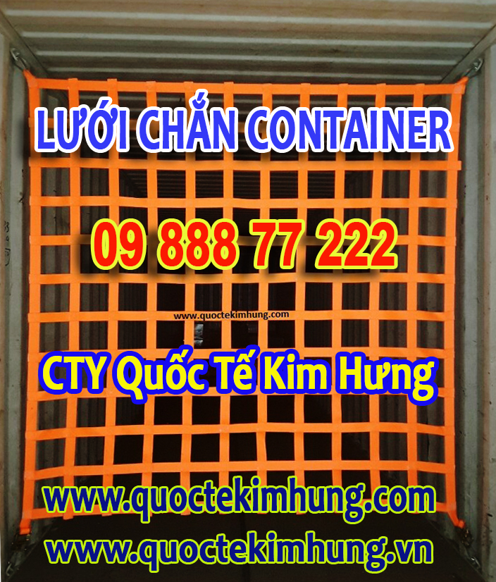 luoi chan container